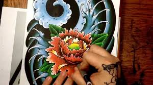 tattoo pictures color how to improve your tattoo color work in just one day must watch