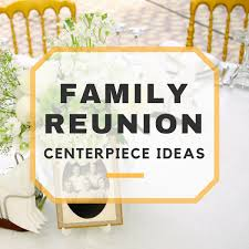 family reunion decorations related articles