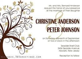 invitation greetings wedding invitation wording templates 365greetings