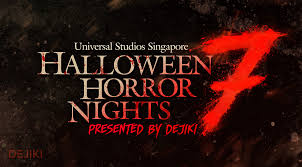 halloween horror nights info halloween horror nights 7 revealed dejiki com