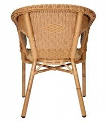 Outdoor Rattan Armchairs Rattan Wicker Arm Chair Foter