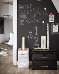 vosgesparis cool black walls for teenage rooms