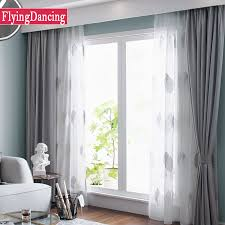 Living Room Curtains And Drapes Modern Living Room Curtains Grey Lovers Modern Home With Love