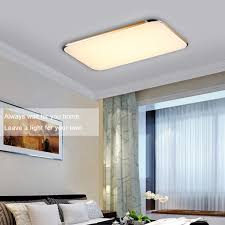 Ceiling Lights Bedroom 48w Flush Mount Led Pendant Light Ceiling Lamp Bedroom Gold