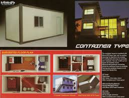 house container type