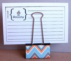 from the kitchen of stamp set handmade recipe cards sweet stamper