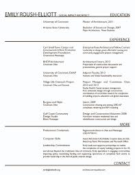 Project Architect Resume Resume Architecture Equality