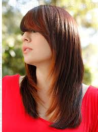 slightly longer in front hair cuts side swept bangs 40 ideas that are hot right now updated 2017