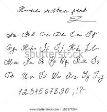 hand writing letter stock images royalty free images u0026 vectors