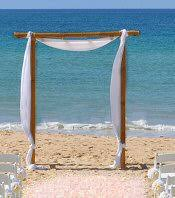 wedding arches bamboo weddings in the florida decoration options
