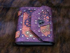 tiger book leatherbound sketchbook notebook journal leather
