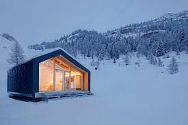 ski lift dwell modern carport in winter park colorado loversiq this prefab ski school in the alps took 10 days to assemble dwell home decor