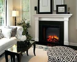 Realistic Electric Fireplace Electric Fireplaces That Look Real Infrared Electric Fireplace