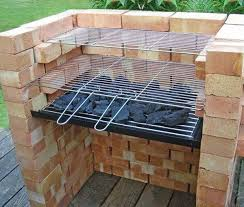 Backyard Bbq Grill Company Cool Diy Backyard Brick Barbecue Ideas Barbecues Bricks And