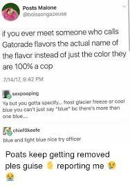 Gatorade Meme - 25 best memes about gatorade flavors gatorade flavors memes