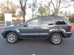 2008 jeep grand cherokee 4x2 limited 4dr suv in san diego ca