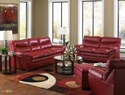 red living room set ideas decorating leather living room set the wooden houses