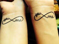 through thick and thin matching tattoos tattoo and tatting