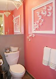 Guest Bathroom Decor Ideas Colors Best 25 Coral Bathroom Ideas On Pinterest Coral Bathroom Decor