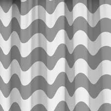 Chevron Pattern Curtain Panels Wavy Chevron Blackout Curtain Panel Eclipse My Scene Target