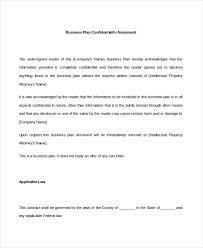 business confidentiality agreement sample hitecauto us