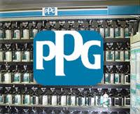 ppg paint mixing system milwaukee auto body repair