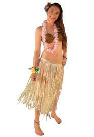 halloween city dalton ga luau party natural grass skirt walmart com