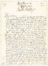 images of christmas letters read j r r tolkien s letter from father christmas to his young