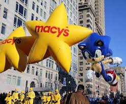 thanksgiving day parade in baltimore md