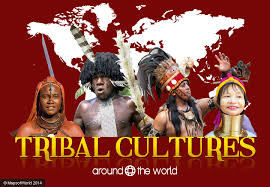 tribes around the around the
