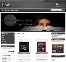 give your magento book store an attractive template apptha
