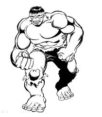 free marvel coloring pages incredible hulk free coloring pages