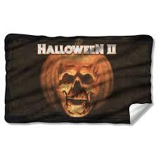 halloween fleece ii movie poster home goods