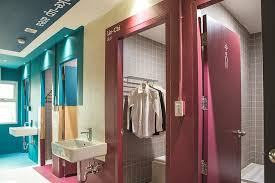 Our one stop service bathroom provides total privacy Shower and