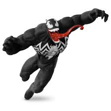 spider man venom ornament keepsake ornaments hallmark