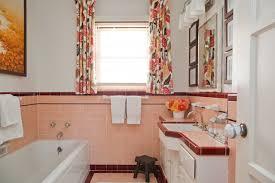 Vintage Bathroom Design Colors Retro Bathroom Houzz