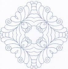 swnpa108 feather scroll embroidery design loversiq