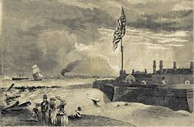 Moultrie Flag Battlefields In Motion Fort Moultrie 1809 1930 A Chronological