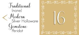 silver holloware gifts wedding anniversary gifts for years 11 20