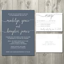 rsvp cards for wedding wedding invitations with rsvp cards included meichu2017 me