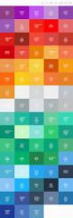 images about color on pinterest pantone palettes flat ui colors