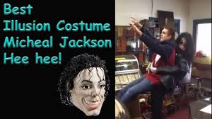 michael jackson halloween costume michael jackson illusion halloween costume being carried away