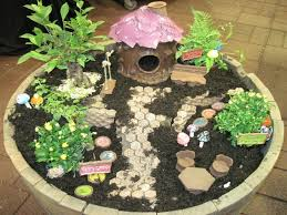 simple fairy garden ideas landscaping small fairy garden ideas