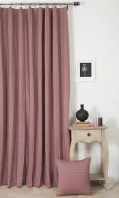 Pink And Grey Curtains Bespoke Curtains Drapes I Free Shipping I Pink I Swatch