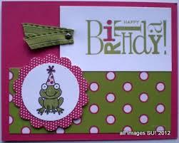 Ideas For Decorating Cards Stampin Up Animal Card Ideas For Kids Karentitus Com