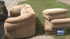 it u0027s moving season and couches are back on sidewalks fox21online