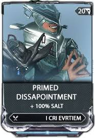 Warframe Meme - the wait is over tenno come get your quality trash warframe