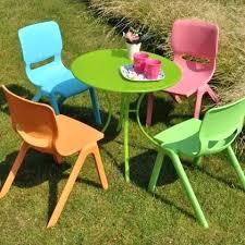 chaise de jardin enfant chaise jardin enfant salon de jardin enfant inspirant images chaise