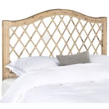 White Headboards Full by Shop Headboards At Lowes Com