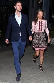 Middleton Pippa Pippa Middleton And James Matthews Jog On Sydney Honeymoon Daily